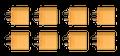 PRC Female XT60 Connectors (8 Copunt)