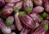Pandora Rose Striped Eggplant