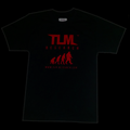 TLM Research MENS Black Tshirt