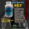 TEST SUBJECT (PCT) by BTP Creations