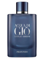Acqua Di Gio Profondo 3mL Cologne with Pheromones