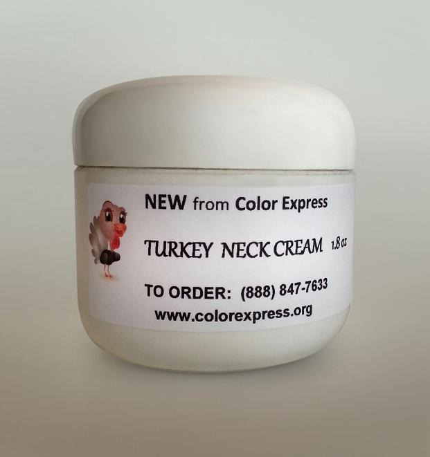 Turkey neck creams that work