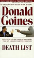 Death List  (Donald Goines)
