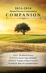 2015-16 Annual Lesson Commentary/Companion