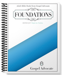 Foundations - Elijah the Tishbite - Winter 2017 Large Print