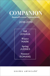 Companion: Annual Lesson Commentary 2018-2019