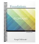 Foundations Adult Bible Study - Summer 2019 Romans