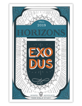 Horizons Teen Bible Curriculum Fall 2019 (Student)    EXODUS