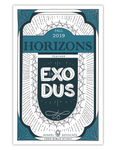 Horizons Teen Bible Curriculum Fall 2019 (Teacher)    EXODUS