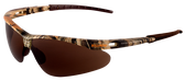 Bullhead Stinger Lens Color: Brown Frame Color: Camouflage  Base Curve: 9