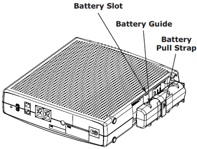 Arris Battery Backup 2016 Approved Battery for Arris Modems