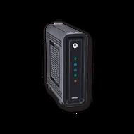 Modem for Cox Motorola SB6180 Advanced Docsis 3 Modem Front View