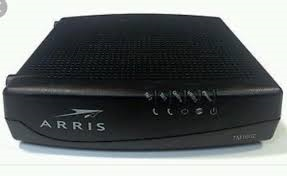 Optimum Telephone Modem Arris TM1602a