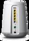 Rear view CenturyLink Router Zyxel C4000LG Wireless Modem