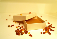 Lithuanian  Handmade Amber Soap