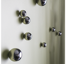 Wall Play Stainless Steel spheres set of 20