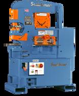 Scotchman 50 Ton Hydraulic Ironworker, 220V, 1-phase - 50514CM-1