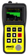 Phase II Ultrasonic Thickness Gauge w/ A&B Scan and Thru Coating Capability