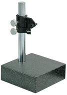 """SPI Granite Stand, Size 6"""" Square x 2"""" Thick, Accepts AGD Indicators w/ Lug Backs  - 51-172-5"""