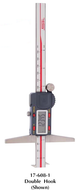 "SPI Absolute IP54 Digital Depth Caliper, 0-12"" Single Hook - 17-613-1"