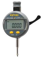"""Sylvac """"S"""" Style One Electronic Indicator, 0-12"""" - 54-530-124"""