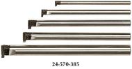 Everede Tool 5 Piece 10° Lead Angle Boring Bar Set - 24-570-385
