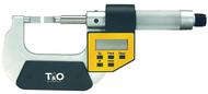 "T&O 0-1"" Electronic Blade Type Micrometer TEBM-01 - 57-003-205"