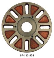 OTMT Face Plate for Belt Drive Lathe - 87-115-954
