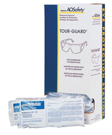 3M Tour-Guard® III Clear Safety Eyewear 20 Pair Dispenser Pack 41110 - 96-011-032