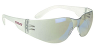 OTMT Safety Glasses, Extremely lightweight, Blue Mirrored Lens GO210 - 96-085-310