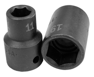 "SK Tools 46 mm 1/2"" Drive 6 Point Standard Metric Impact Socket - SK34096"