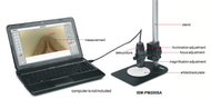 Insize Digital Microscope With Stand & ISM-PRO Software