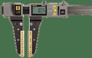 "Fowler-Sylvac Ultralight IV Electronic Caliper, 0-60""/0-1500mm - 54-110-560"