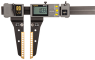 "Fowler-Sylvac Ultralight IV Electronic Caliper, 0-100""/0-2500mm - 54-110-600"