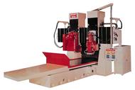 "Kent SGS-T6012AHD Double Column Grinder, 47"" x 236"" working capacity - SGS-T6012AHD"