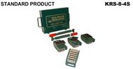Hilman Roller Light Duty Series Deluxe Riggers Kit - KRS-8-4S