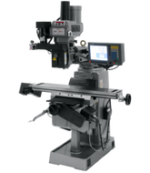 JTM-4VS Mill With 3-Axis ACU-RITE G-2 MILLPWR CNC With Air Powered Draw Bar - 690949