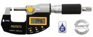 "Asimeto IP65 Digital Outside Micrometer 0-1""/0-25mm Range - 7105015"