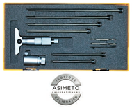 "Asimeto Depth Micrometer 4"" Base - 7201063"