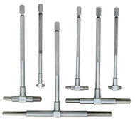 Asimeto 6 Piece Telescoping Gage Set - 7487869