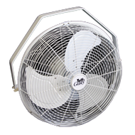 "Tuff & Gusty 18"" Fixed Mount Circulation Fan - TG18-3WW"