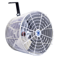 "Versa-Kool 12"" Deep Guard Circulation Fan - VK12"