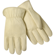 Steiner Grain Pigskin Winter Gloves With Fleece Insulated Lining