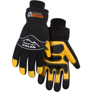 Steiner IronFlex® Polar™ Grain Pigskin Winter Gloves With Heatloc™ Insulated & Waterproof Lining