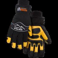 Steiner IronFlex® Polar™ Grain Pigskin Winter Gloves With Heatloc™ Insulated & Waterproof Lining