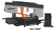 "Cosen Semi-Automatic Canted Frame Straight Cutting Saw 26.7"" Capacity Round - SH-1300F"