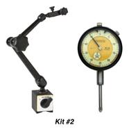 Asimeto Indicator/Mag Base Kit #2 - 500-730