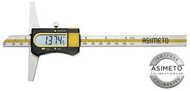 "Asimeto Digital Depth Caliper 0-12"" Range - 7327127"