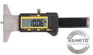 Asimeto Digital Tire Depth Gage - 7321010