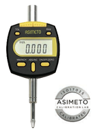 "Asimeto Digital Indicator 0-2"" Range - 7405021"